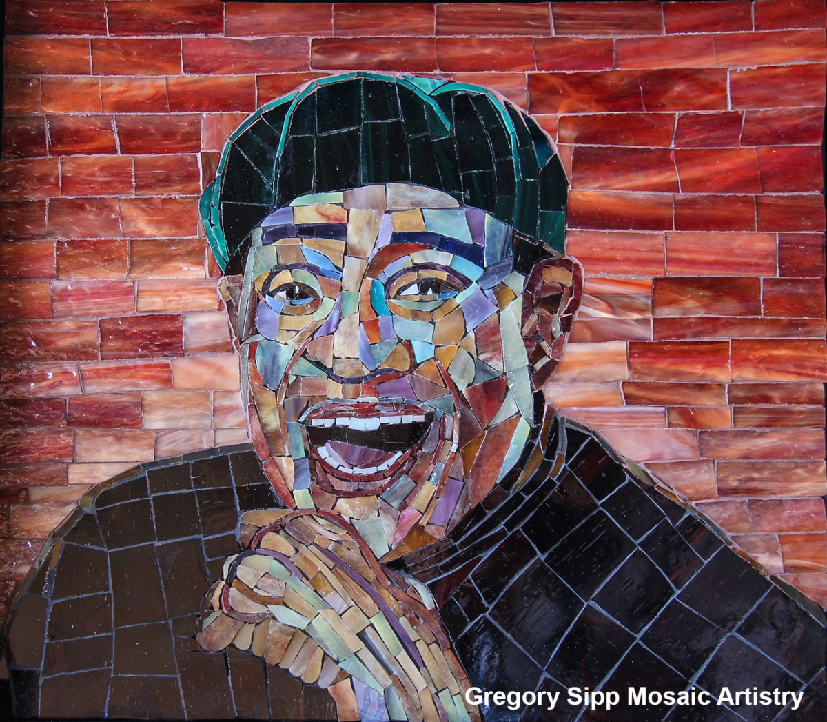 Click here to view this rare Mosaic of Al Jarreau
