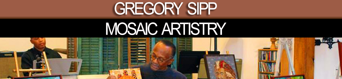 Gregory Sipp Mosaic Artistry