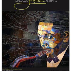 2016 Chicago Jazz Festival Official Poster